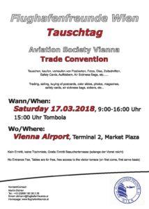 Flughafenfreunde Wien Tauschtag @ Vienna Airport