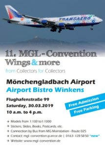 MGL-Convention Wings & more @ Mönchengladbach Airport, Airport Bistro Winkens
