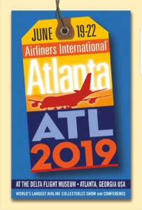 Airliners International Atlanta 2019 @ The Delta Flight Museum