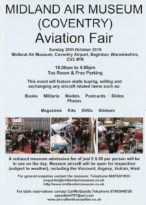 Midland Air Museum Aviation Fair @ Midland Air Museum
