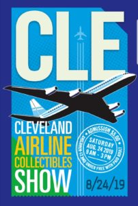 Cleveland Airline Collectibles Show @ Holiday Inn Cleveland - Strongsville